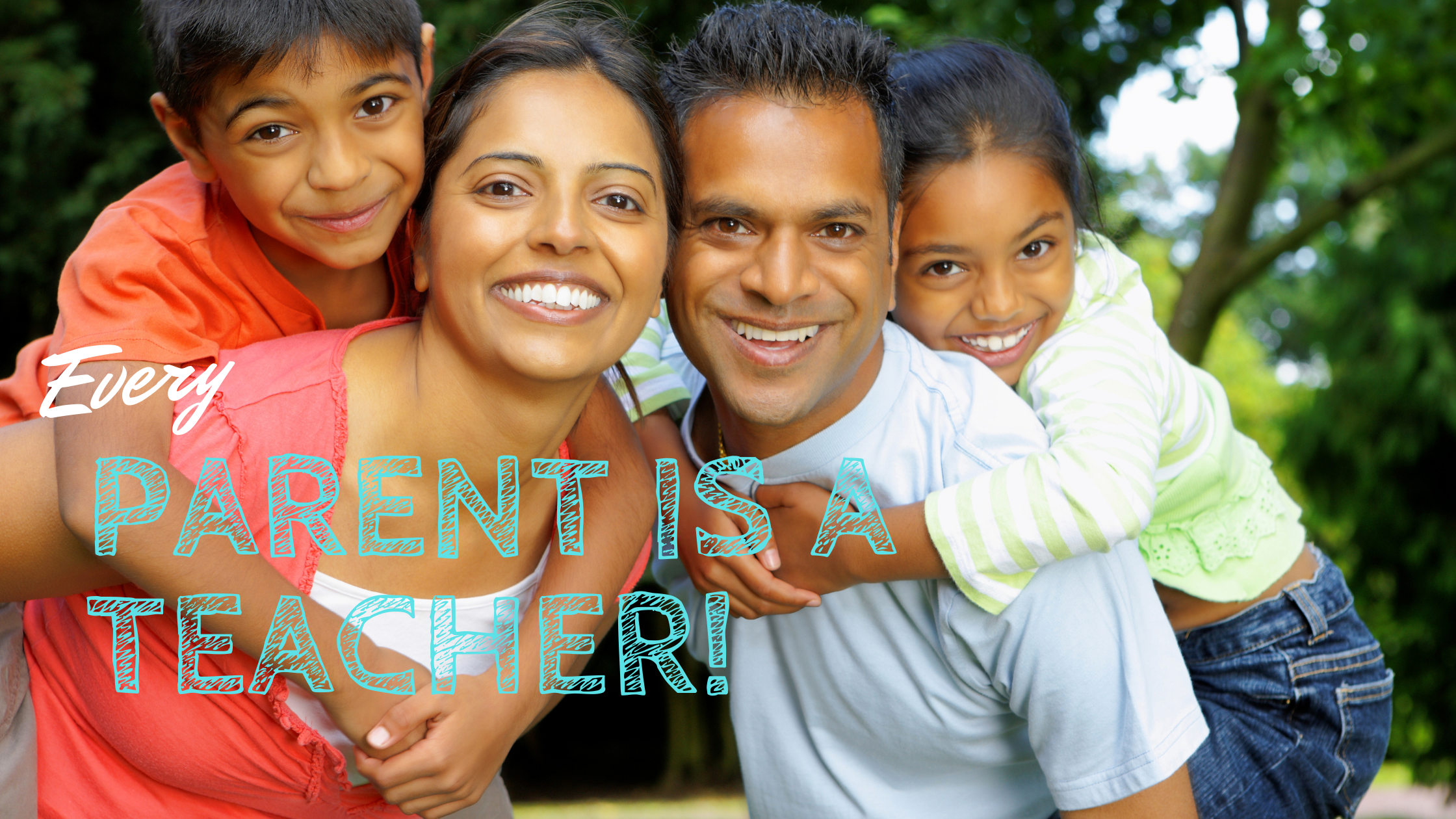 """Parents as teachers – The journey from """"What"""" to """"How""""."""